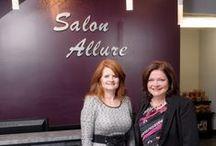 Salon Allure- Who We Are /