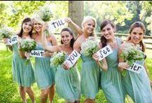 weddings / It is wedding season! MOH/Bridesmaid/Showers & more! / by Pressly Clinton Smith