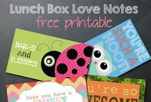 Food: Lunch Box Ideas / So...what's in your lunch box?  ;)