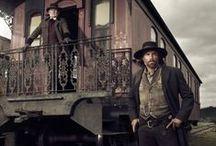 Hell On Wheels  / AMC Series ~ Western