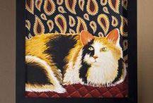 Fabulous Felines / by Uno Alla Volta