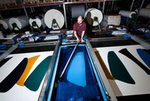 Screen-printing / All about screen-printing