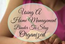 Free Printables: Home Management