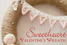Wreaths: Valentine's Day