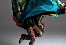 Photoshoot ideas / Textile work styling & photography