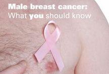 Man en borstkanker/ male breast cancer
