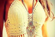 crochet summer wear