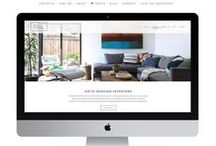 Mighty Within / Branding, Squarespace websites, and brand photography for women who make and do cool things.