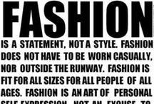 Fashionista / stuff i would love to wear...