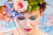 """Hair, Nails, Skin & Makeup / ♥♥ """"It is better to be looked over than to be overlooked."""" ♥♥ ~ Mae West / by ╰☆ Aly Hughes ☆╮"""