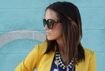 Style Love (Board #1) / ALSO PLEASE CHECK OUT Style Love (Board #2). / by Angie Barnett