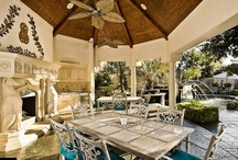 Outdoor Living Environments-/Summer Kitchens/Pools