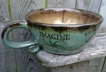 tea tea tea / I just love teacups and pots, tea parties and tea caddy - everything tea