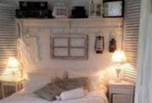 Shabby chic vintage home