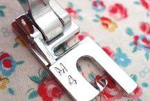 Sewing / by Melissa Kelton