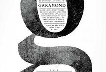 Typography / by Steffan Cummins