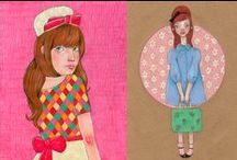 Design and Illustration / by Twee Valley High