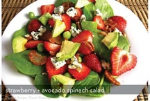 Recipes: Salad & Slaw (All types) / by ❁ Aly H ❁