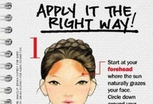 Fashion: Hair and Make-up Tips / Ideas and products. / by Christi