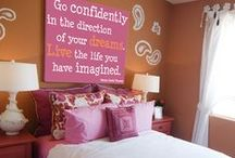 Big Girl Bedroom / by Catherine Moss