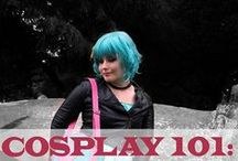 Cosplay and Costuming / Ideas, patterns, craftiness for cosplay and other costuming ideas.