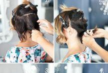 Hair / by Melissa Kelton