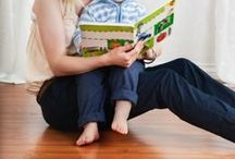 Children's Reading and Literacy Activities / Reading and literacy related activities for children. / by Catherine Moss