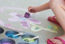 Summer Fun / Fun summer ideas for kids! / by Catherine Moss