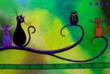 Cat Art and Other Catty Things 4 / by kia2828