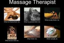 massage therapy / by Maggie Myogeto