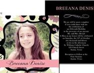 Quince, Sweet Sixteen, and Birthday Invitations / quince invites, quinceanera invitation, sweet 15, sweet 16, teen invites, invtations, sweet sixteen, decorations, backdrops