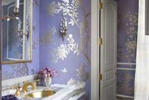 Bathroom for J & L / by Consti *