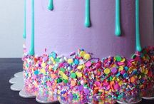 Cake Decoration / I like to make my own birthday cakes for my children and I love to get inspiration from others