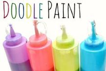 For Children...Paint, Chalk, and Art / by Jordan Nicole Gross
