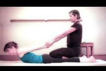 Massage therapy-Thai yoga bodywork / by Maggie Myogeto