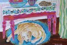 Art: Animals / by Christi