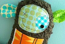 Stuffed Things / All things stuffed and cute!