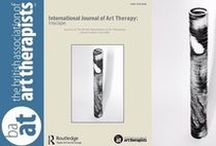 International Journal of Art Therapy: Inscape / International Journal of Art Therapy: Inscape  Peer review journal @baat_org  #IJATInscape