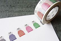 Wish for washi / Washi tape and and ideas
