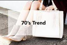 The Sak   70's Trend