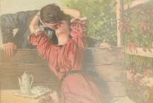 Writing Romance / writing romance and romantic scenes