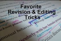 Revising & Editing / All things about revising and editing writing