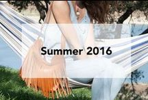 The Sak   Summer 2016 / Take on summer style with this collection of hanbags, footwear, and accessories!