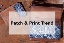 The Sak   Patch & Print Trend