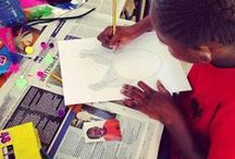 Art Therapy with Refugees