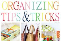 Organization / tips and ideas of staying organized / by Tracey Wingfield