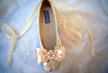 Wedding Shoes / FairyTale Shoes by The Crystal Slipper for your wedding. / by FairyTale Shoes Victoria Clayton