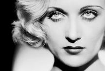 Time Machine: 1930s - Glamour / Early Hollywood glamour. Art Deco. / by Beth Borman