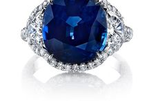 Sapphire Jewelry / Browse our collection of sapphire jewelry.  Call us at 216-464-6767 for more information.
