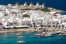 Greek Islands  / A selection of different pictures of the majestic Greek Islands.